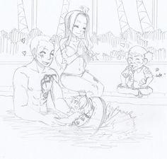 Image de mira, fairy tail, and mirajane strauss Fairy Tail Story, Fairy Tail Funny, Fairy Tail Family, Fairy Tail Love, Fairy Tail Art, Fairy Tail Guild, Fairy Tail Couples, Fairy Tail Manga, Fairy Tail Ships