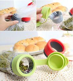 Multifunction fresh lid sealing tools kitchen accessories magic sealer – UrbanLifeShop