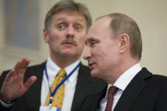 """Песков извинился за """"торчащие уши"""" Путина"""