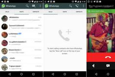 WhatsApp Voice Calling – Testing Phase WhatsApp Voice Calling Feature - Coming Soon. Recently, WhatsApp has rolled out free voice-calling feature to a few users India which appears to be available on. Whatsapp Tricks, Whatsapp Plus, Update Whatsapp, Wi Fi, Applications Android, Skype, Send Text Message, Call Support, The Calling