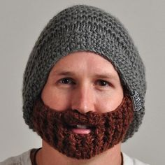 Weird Products That Might Render You Speechless - Bearded Beanie