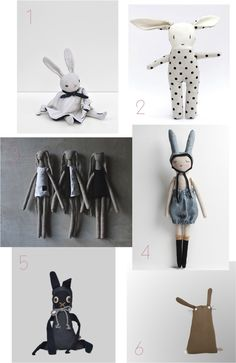 We're loving all these guys. Great collection of bunny soft toys from ebabee. A #CanDoBaby! find.