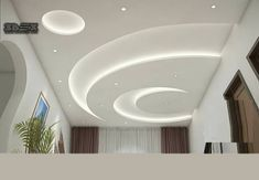 Latest false ceiling designs for hall Modern POP design for living room 2018 The largest catalogue for Latest false ceiling designs for living room modern interiors, and New pop design for hall ceiling and walls catalogue for 2018 rooms Gypsum Ceiling Design, House Ceiling Design, Ceiling Design Living Room, Bedroom False Ceiling Design, Home Ceiling, Living Room Designs, Living Rooms, Office Ceiling, Ceiling Tiles