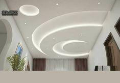 40 Latest Gypsum Board False Ceiling Designs With Led Lighting 2018