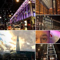 London things!  #london #shard #theshard #oxfordstreet #selfridges #selfridgeslondon #boroughmarket #train #firstclass #hilton #tower #towerhill #towerbridge #travel #instatravel #travelgram #travelling #love #lovelondon #lovemyfriends by matt_acton