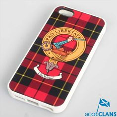 Wallace Clan Crest iPhone Case