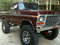 Car Preparedness Kit And Emergency Checklist – Best Worst Car Insurance 1979 Ford Bronco, 1979 Ford Truck, Old Pickup Trucks, Ford 4x4, Lifted Ford Trucks, Gmc Trucks, Chevy 4x4, Classic Ford Trucks, Classic Cars