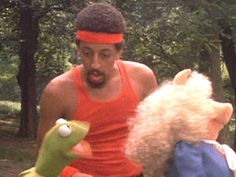 """""""you gave jenny the huggies?"""" few things in life make me smile as much as the muppets."""