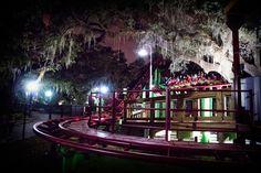 The LadyBug Roller Coaster @Citypark