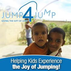 Help Give the Gift of Jump - www.thinairpark.com/jump4jump