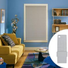 Motorized Shades are not just for the rich and famous. Motorized Shades, Honeycomb Shades, Cellular Shades, Custom Windows, Blinds, Remote, Room, Inspiration, Star