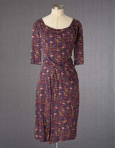 Tencel dress from Boden