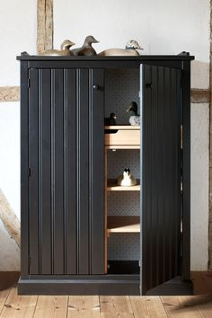 The New IKEA Catalog Will Solve All Your Storage Dilemmas #refinery29  http://www.refinery29.com/2014/07/71340/ikea-catalog-2015#slide13  ARKELSTORP  Sideboard, $299.