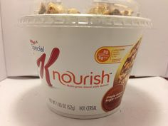 Special K Nourish Maple and Brown Sugar :)  My favorite #GotitFree