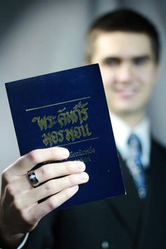LDS Missionaries (Please treat them kindly!)
