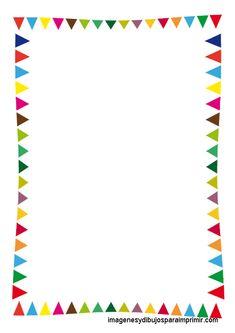 Pin Negro Para Poesias Bordes Con Hacer Dibujos Fichas Pentagramas ...