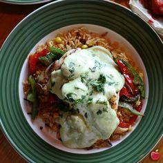 Applebee's Chicken and Shrimp Tequila Tango