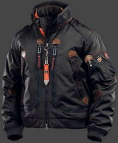 Outdoor Gear Broker Adventure Pics from all over our cool planet! is a little niche, multi-seller site for gear, custom wares and more. Tactical Wear, Tactical Clothing, Outdoor Outfit, Outdoor Gear, Outdoor Survival, Motorcycle Jacket, Cool Outfits, Winter Jackets, Menswear