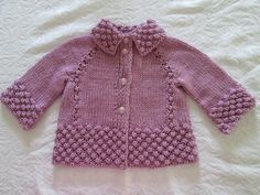 baby knitting patterns ravelry norwegian fir top down cardigan pattern by oge kni - PIPicStats Baby Knitting Patterns, Knitting For Kids, Baby Patterns, Free Knitting, Cardigan Bebe, Cardigan Pattern, Baby Cardigan, Knit Baby Sweaters, Girls Sweaters