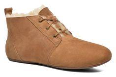 Ugg Australia Orabel (Marron) - Chaussures à lacets chez Sarenza (237270)