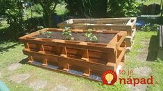 raised bed You are in the right place about square Garden Planters Here we offer you the most beautiful pictures about the Garden Planters elevated you are looking for. When you examine the raised bed Raised Beds Bedroom, Raised Garden Beds, Potager Palettes, Wooden Garden Planters, Garden Pallet, Diy Garden, Garden Boxes, Backyard Landscaping, Amazing Gardens