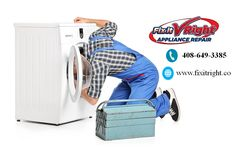 Refrigerator or washing machine not working right? Need repair service in San Jose? Our expert technicians are ready to help. Appliance Repair, Home Repair, San Jose, Washer, Washing Machine, Appliances, Gadgets, Accessories, Home Appliances