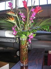 great tropical centerpiece