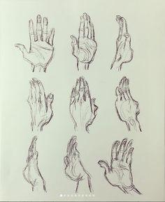 Gyazo - Tom Gately (@tgately23) • Fotos y vídeos de Instagram - Google Chrome Google Chrome, Anatomy Reference, Sketching, Instagram, Character Design, Hands, Artist, Artwork, Drawing Drawing