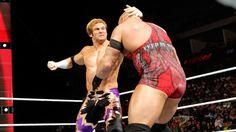 Raw 5/13/13: Zack Ryder vs Ryback