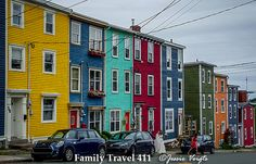 John's - My top 4 recommendations, as well as 1 great place to eat and 1 great place to stay while visiting Newfoundland with kids. Best Family Vacations, Family Travel, Great Places, Places To Go, St John's, Newfoundland, Scenery, Canada, Play