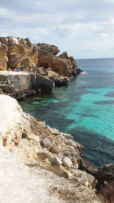 Alfa Tauri dalla magnifica isola di #Favignana... #EstateQVC