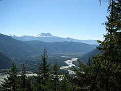 The Squamish Valley - beauty all around us!