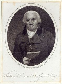 WILLIAM THOMAS FITZGERALD; ENGRAVED BY WILLIAM RIDLEY - (AFTER) SAMUEL DRUMMOND