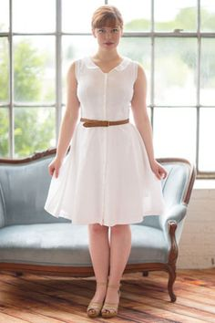 "Collete Patterns: Hawthorne.  I love my ""Crepe"" dresses, this is probably pretty wonderful, also"