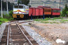 Tren Ecuador - La ruta del tren de la libertad - Ibarra / Salinas - Imbabura.