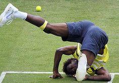 Gael Monfils #tennis