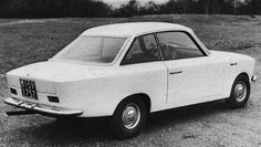 OG | 1961 BMC Mini Cat | Glassfibre Mini-based coupé prototype from Zagato.