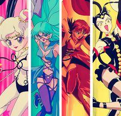 Sailor Anima-Mates