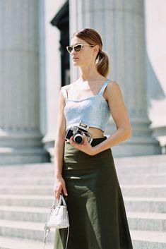 #HanneliMustaparta Vanessa Jackman: New York Fashion Week SS 2015....Hanneli