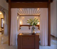 Amanruya Bodrum Turkey, cottage bedroom