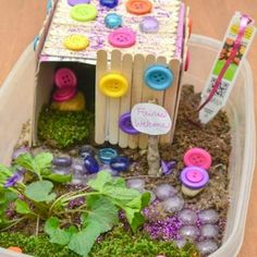 how to make a retic for a gardens