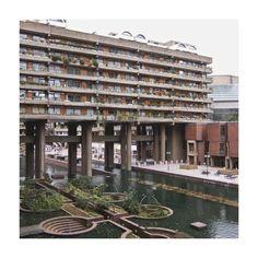 Barbican Estate, Chamberlin, Powell & Bon