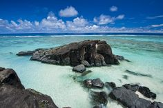The Sea of the Cook Islands