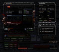 RevMT2 - Game Launcher GUI by AzizNatour on DeviantArt