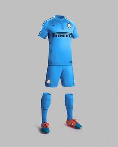 Inter Milan 2014-15 Nike Third Kit