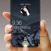 iPhone 7 : un concept original avec Touch ID intégré à lécran