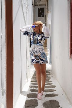 Greek Dress, My Outfit, Outfits, Dresses, Fashion, Vestidos, Moda, Suits, Fashion Styles