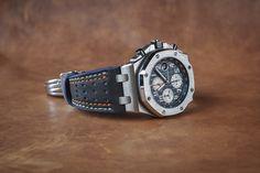 Premium Watch Straps at Discounted Price Audemars Piguet, Watches, Band, Leather, Accessories, Zero, Racing, Stitch, Orange