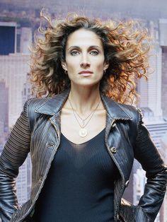 Melina Kanakaredes alias Det. Stella Bonasera (CSI: NY)