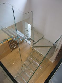 All glass stairs | Siller Treppen. Check it out on Architonic